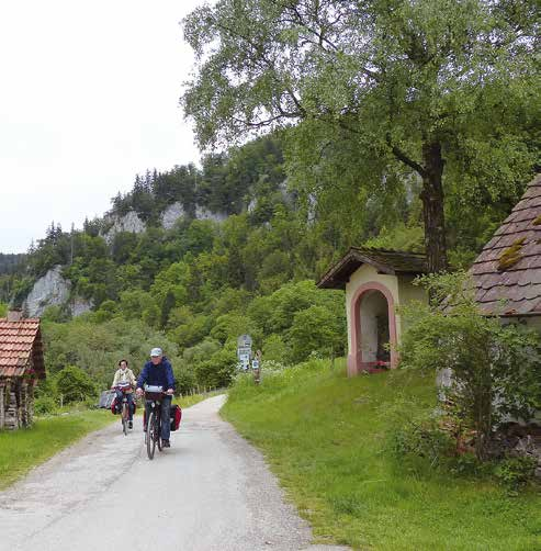 22. Tauernradweg – Salzachtal – Inntal 7 Tage | 19. 7. – 25. 7. 2020