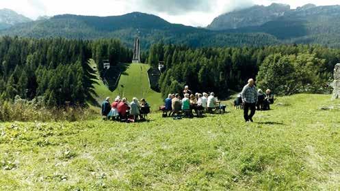 34. Südtirol – Etschtal – Gardasee 7 Tage | 26. 9. – 2. 10. 2020 |